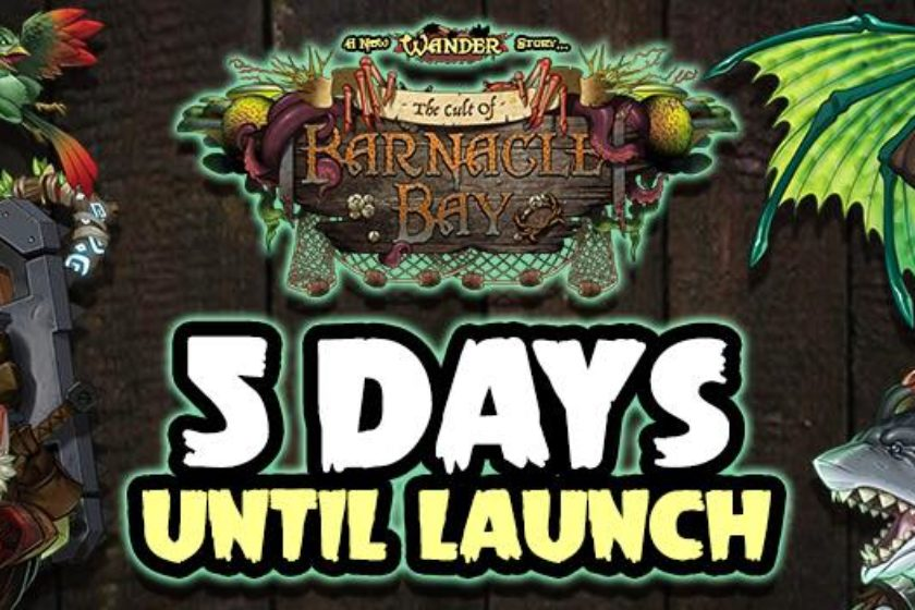 Cult of Barnacle Bay Kickstarter Launch in Five Days
