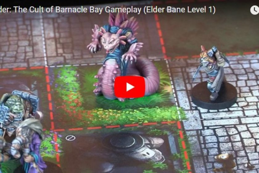 Elder Bane Boss Fight
